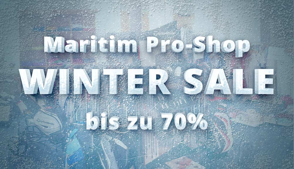 Winter Sale im Maritim Pro-Shop