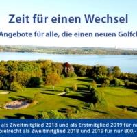 Zeit Für Einen Wechsel - Angebot Golfmitgliedschaft